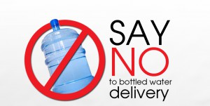 bottled water alternatives